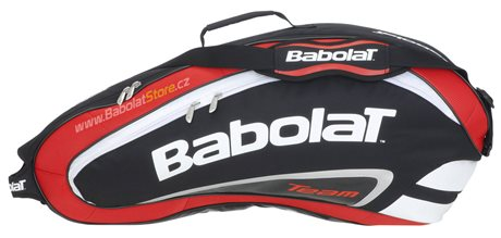 Babolat Team Line Racket Holder Red X3