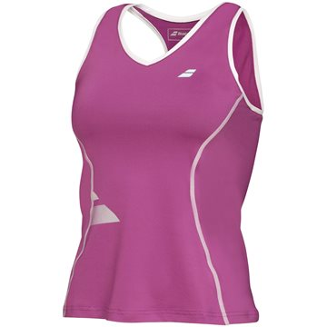 Produkt Babolat Crop Tank Top Girl Performance Plum