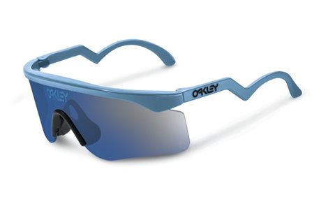 OAKLEY Razor Blades Blue w/ Ice Iridium LTD