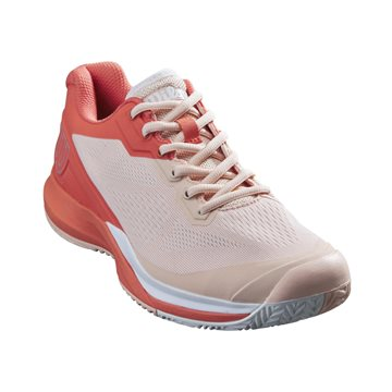 Produkt Wilson Rush Pro 3.5 Women Tropical Peach/Hot Coral/White