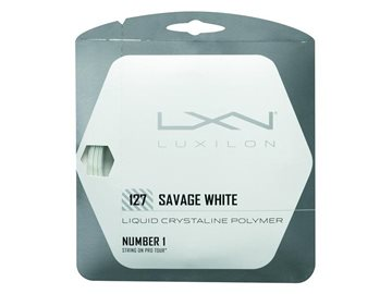 Produkt Luxilon Savage 127 SET White