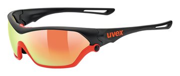 Produkt UVEX SPORTSTYLE 705, BLACK MAT ORANGE