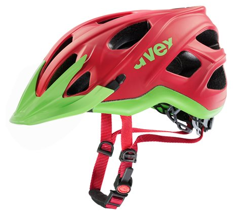 UVEX STIVO CC, RED-GREEN MAT