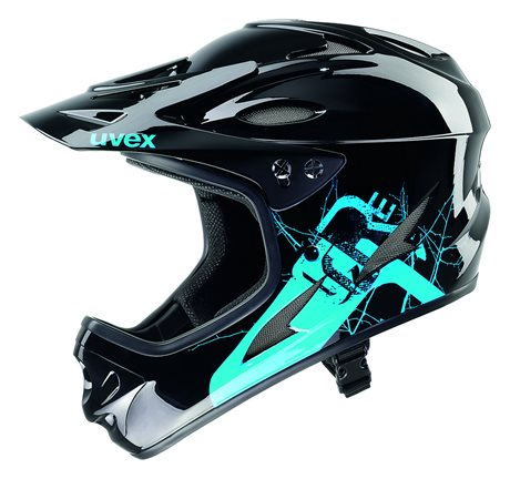 UVEX HLMT 9, BLACK-BLUE SHINY