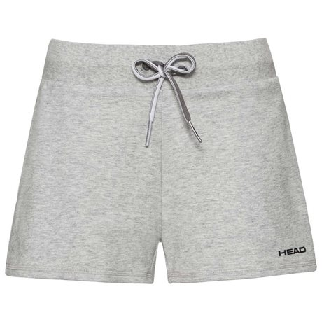 HEAD Club Ann Shorts Women Grey Melange