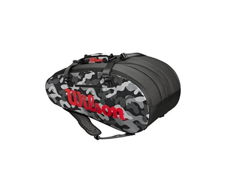 Wilson Super Tour Camo 15 Pack