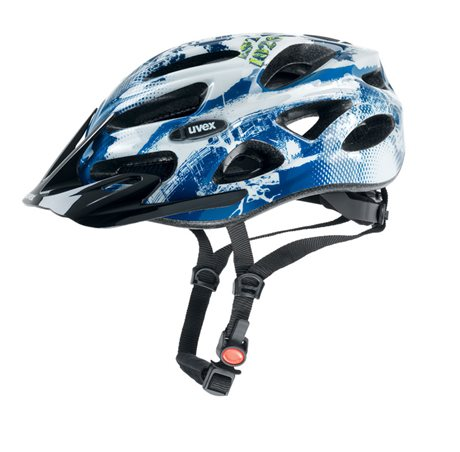 UVEX ONYX, WHITE-BLUE