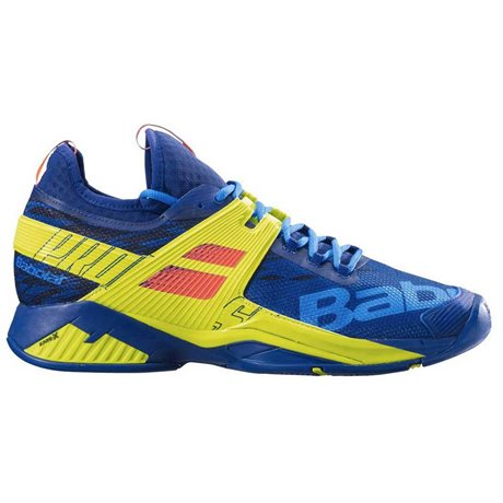 Babolat Propulse Rage Clay Men Blue/Fluo Aero
