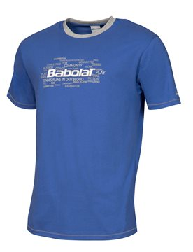 Produkt Babolat T-Shirt Men Training Blue 2015