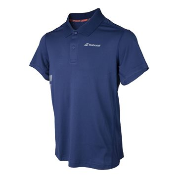 Produkt Babolat Polo Men Core Poly Piqué Dark Blue 2017