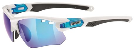 UVEX SGL 109, WHITE BLUE