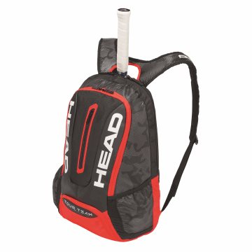Produkt HEAD Tour Team Backpack Black/Red 2018