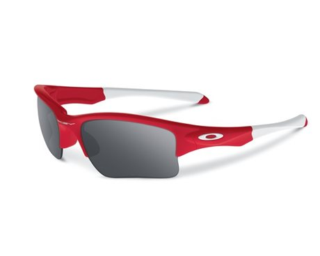 OAKLEY Quarter Jacket Redline w/ Black Iridium