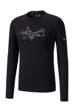Produkt Mizuno Impulse Core Graphic LS Tee J2GA853609