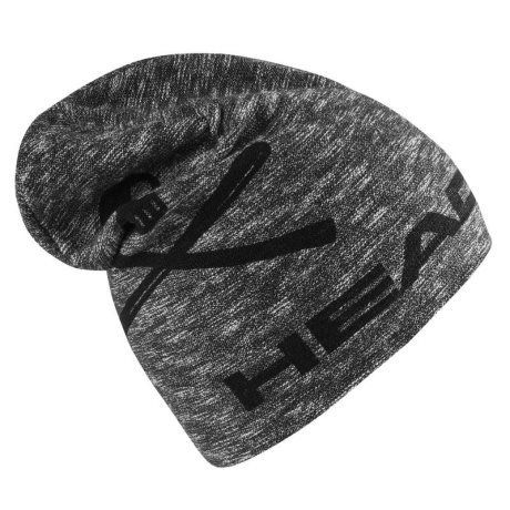 Head Race Rebel Beanie Dark Melange