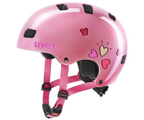 UVEX KID 3, PINK HEART 2021