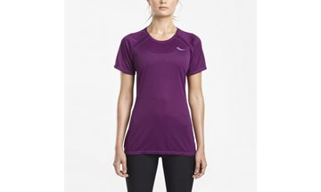 Produkt Saucony Hydralite Short Sleeve Grape Crush