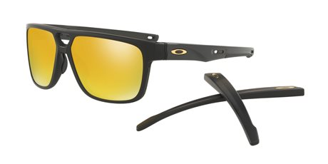 OAKLEY Crossrange Patch Matte Black w/24K Irid