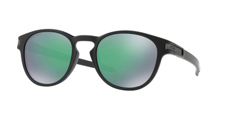 OAKLEY Latch Matte Black w/ PRIZM Jade