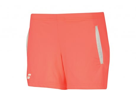 Babolat Short Women Fluo Red