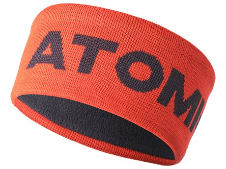 ATOMIC ALPS HEADBAND Bright Red