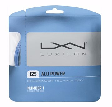 Produkt Luxilon Alu Power 1,25mm Ice Blue 12,2m