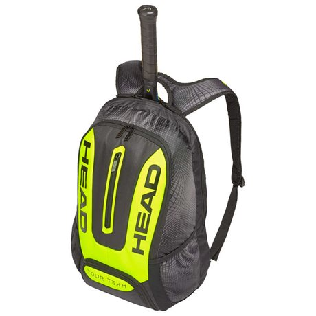 Head Tour Team Extreme Backpack Black/Yellow 2019