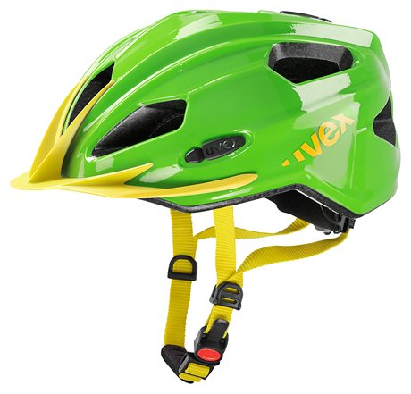 UVEX QUATRO JUNIOR, GREEN-YELLOW