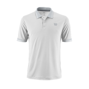 Produkt Wilson M Star Tipped Polo White