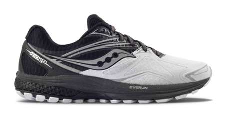 Saucony Ride 9 Black/Silver
