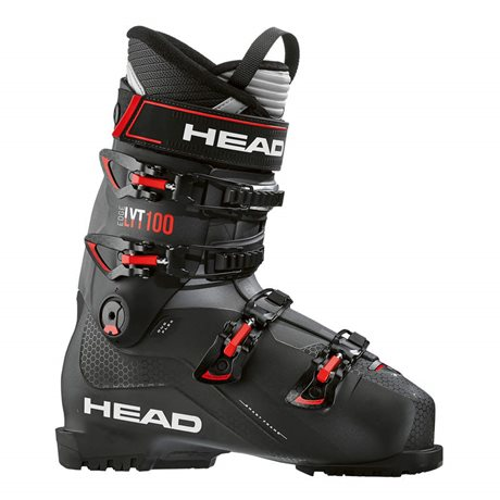 HEAD EDGE LYT 100 Black/Red 19/20