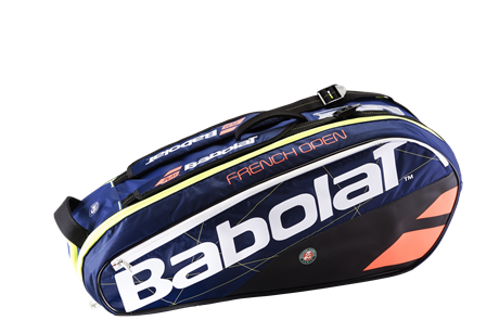 Babolat Pure French Open Racket Holder X6 2017