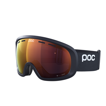 Produkt POC Fovea MID Clarity Uranium Black/Spektris Orange 19/20