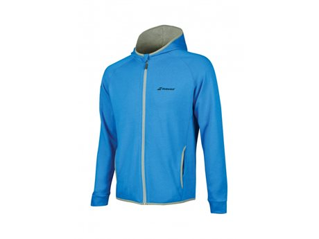 Babolat Hood Sweat Men Core Diva Blue