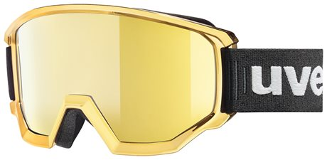 UVEX ATHLETIC FM CHROME gold chrome/litemirror gold lgl S5505216030