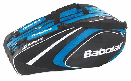 Babolat Club Line Racket Holder X12 Blue 2015