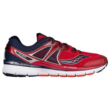 Produkt Saucony Triumph ISO 3 Red/Navy