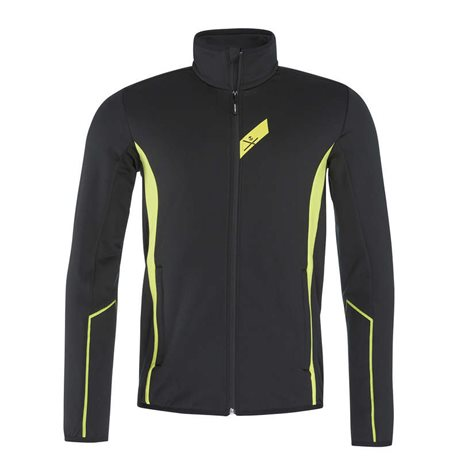 Head Race Vertical Jacket Men Black
