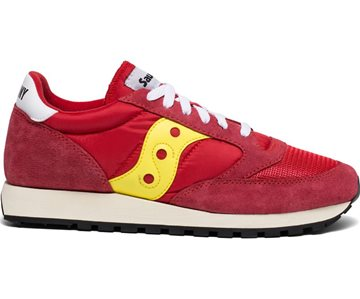 Produkt Saucony Jazz Original Vintage Red/Yellow