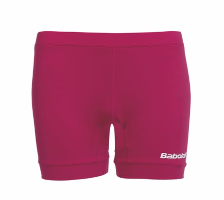 Babolat Shorty Women Match Performance Cherry Red 2015