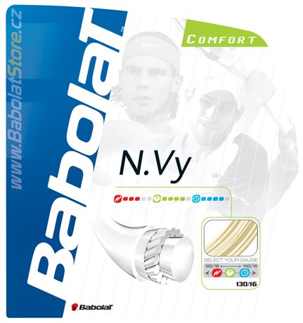 Babolat N.Vy 12m 1,30 Gold