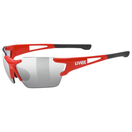 UVEX BRÝLE SPORTSTYLE 803 SMALL RACE VM, RED