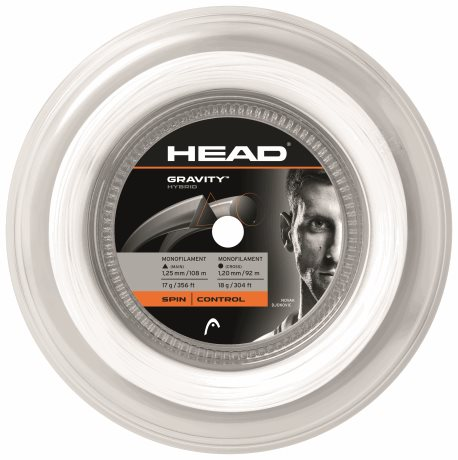 HEAD Gravity 200m 1,25 White