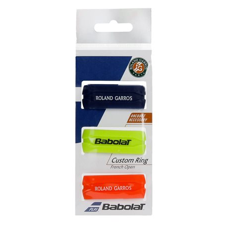 Babolat Custom Ring X3 French Open