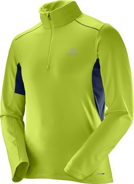Produkt Salomon Agile Warm HZ Mid Acid Lime/Dress Blue 397139