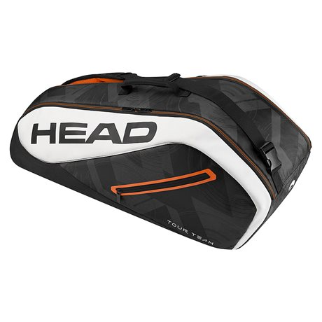 HEAD Tour Team 6R Combi Black 2017