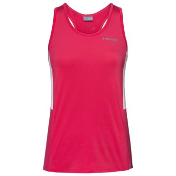 Produkt HEAD Club Tank Top Women Magenta