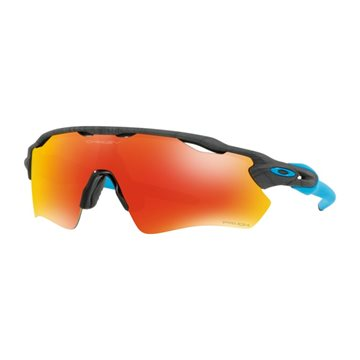 Produkt OAKLEY Radar EV Path Aero Grid Grey w/PRIZM Ruby