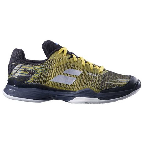 Babolat Jet Mach II Clay Men Yellow/Black