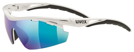 UVEX SGL 111, WHITE BLACK